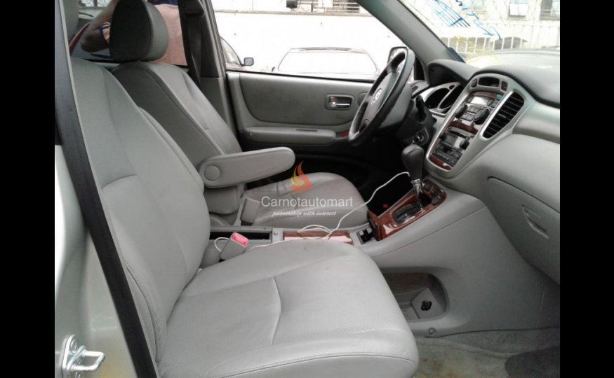 TOYOTA HIGHLANDER V6 2005 MODEL