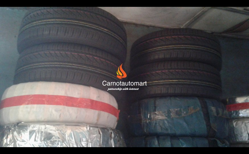 DOUBLE KITS TYRES IN Lagos