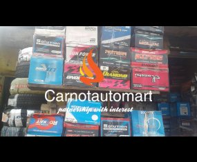 Car BATTERIES IKEJA LAGOS NIGERIA