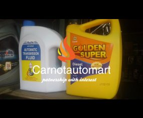 GOLDEN SUPER AND AUTOMATIC TRANSMISSION OIL