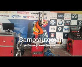 FULLY AUTOMATIC TYRE CHANGING MACHINE IN NIGERIA
