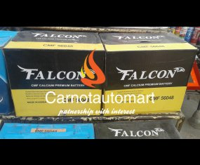 60 AMPS FALCON BATTERY