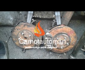 BRAKE SHOES BRUMS FOR HONDA CAR for sale in lagos