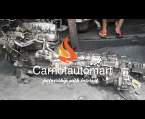 CAR ENGINE FOR MITSUBISHI VEHICLES 2008 MODEL for sale in la