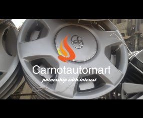 WHEEL COVER FOR TOYOTA AND NISSAN CARS for sale in lagos
