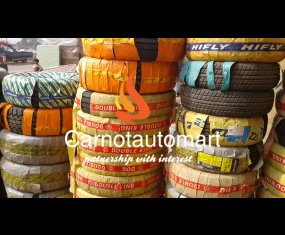 CAR TYRES FOR ALL KINDS OF VEHICLE for sale in ibadan.
