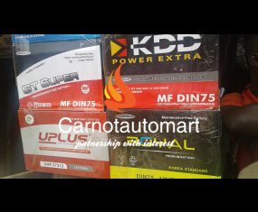 BATTERY FOR VEHICLES for sale in ibadan