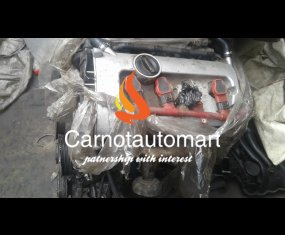 CAR ENGINE FOR AUDI A8 AT ITIRE MUSHIN LAGOS