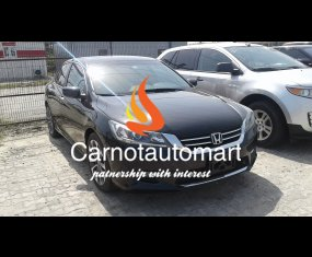 BLACK HONDA ACCORD 2013 AT LEKKI LAGOS