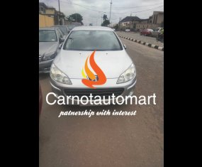 Neat Foreign used peugeot 407 for sale