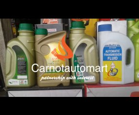 LUBRICANT OIL FOR CARS AND HEAVY DUTY VEHICLES