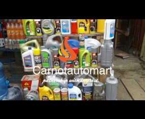 LUBRICANT AND ENGINE OIL FOR ALL KINDS OF CARS AND TRUCK