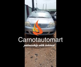 Toyota Corolla 2006 for sale at Ipaja