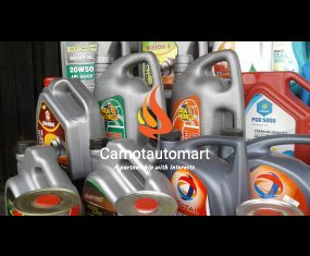 LUBRICANT OIL FOR CARS AND TRUCKS