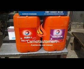 25 LITRES OF HYDRAULIC AND ENGINE OIL FOR ALL KINDS OF TRUCK
