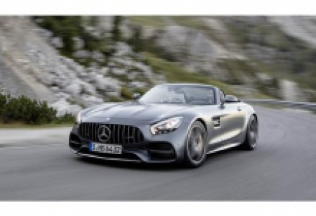 Mercedes unveils new AMG GT Roadster